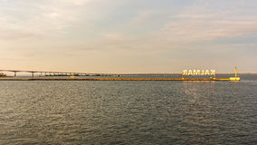 The Oland Bridge Royalty Free Stock Photo