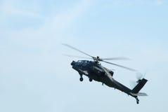 Olandese AH64 Apache Immagine Stock