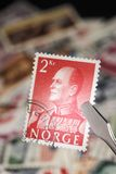 Olav V de la Norvège photos stock