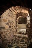 Olavinlinna Castle Royalty Free Stock Photography