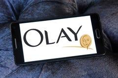 Olay logo Royalty Free Stock Images