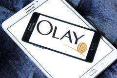 Olay logo Stock Images