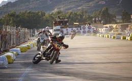 olbia Сардиния motard супер Стоковое Изображение RF