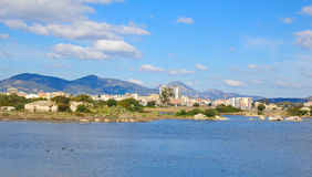 Olbia Royalty Free Stock Images