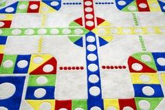 olbrzym dywanowy Ludo Zdjęcia Stock