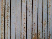 Old metal door closeup. Old metal door closeup stock photography