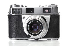 Old 35mm camera Royalty Free Stock Photos