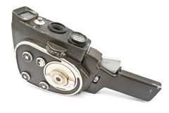 Old 8 mm movie camera Royalty Free Stock Photography