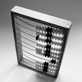 Old abacus Royalty Free Stock Photo