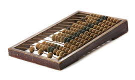 Old abacus Royalty Free Stock Images