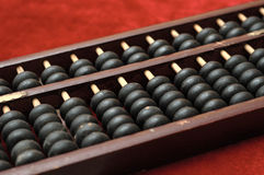Old abacus Royalty Free Stock Photography