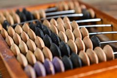 Free Old Abacus Stock Photo - 55172300