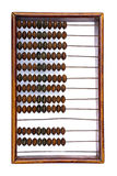 Old abacus Royalty Free Stock Image