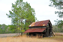 Old Abandoned Barn Royalty Free Stock Image