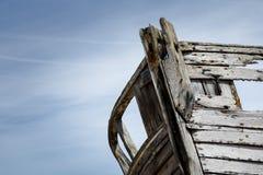 Old Abandoned Boat Royalty Free Stock Photo