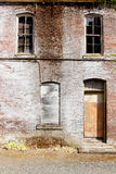 Old abandoned building Royalty Free Stock Images