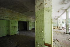 Old abandoned building Stock Image