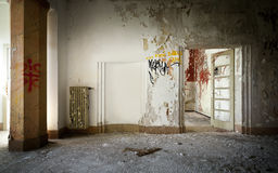 Free Old Abandoned Building Stock Images - 27437804