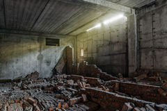 Old abandoned building Royalty Free Stock Photos