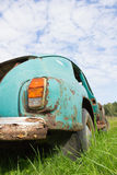 Old abandoned car Royalty Free Stock Photos