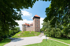 Old abandoned castle Royalty Free Stock Photos