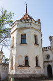 Old abandoned castle tower Stock Photos