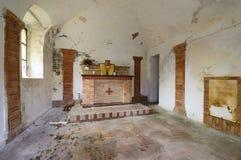 Free Old Abandoned Chapel Stock Photo - 37734860