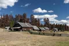 Old Abandoned Farm Royalty Free Stock Image
