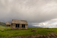 Old Abandoned Farm Royalty Free Stock Photos