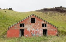 Old abandoned farmhouse Stock Photos