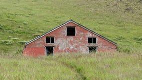 Old abandoned farmhouse Stock Photography