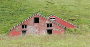 Old abandoned farmhouse Stock Image