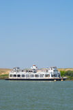 Old abandoned ferry boat Royalty Free Stock Photography