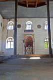 Old abandoned Greek, Turkish mosque Stock Photography