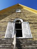 Old abandoned home. Royalty Free Stock Photos