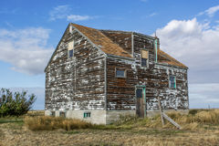 Old abandoned home Stock Image