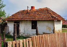 Old abandoned homestead Royalty Free Stock Image