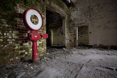 Old abandoned hospital Royalty Free Stock Photo
