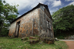 Old abandoned house. Stock Images