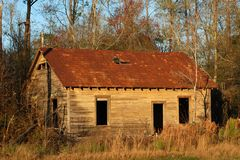 Old Abandoned House Royalty Free Stock Photos