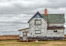 Old abandoned house Royalty Free Stock Image