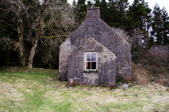 Old abandoned House in Cavan Stock Photo