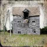Old abandoned house Royalty Free Stock Photo