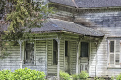 Old, abandoned house Royalty Free Stock Photography