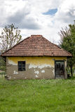 Old abandoned house. Royalty Free Stock Photography