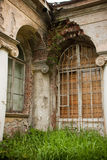 Old abandoned manor Stock Photos