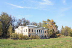 Old abandoned mansion Royalty Free Stock Photography
