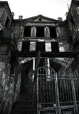 Old abandoned mansion Stock Photo