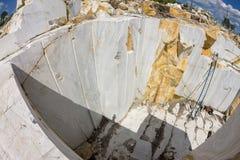 Free Old Abandoned Marble Quarry In Buguldeika, Baikal Royalty Free Stock Photography - 92433827