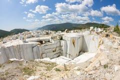 Free Old Abandoned Marble Quarry In Buguldeika, Baikal Stock Photography - 92434072